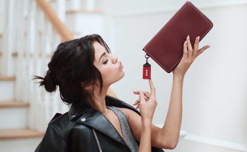 Selena Gomez ist Markenbotschafterin von Coach