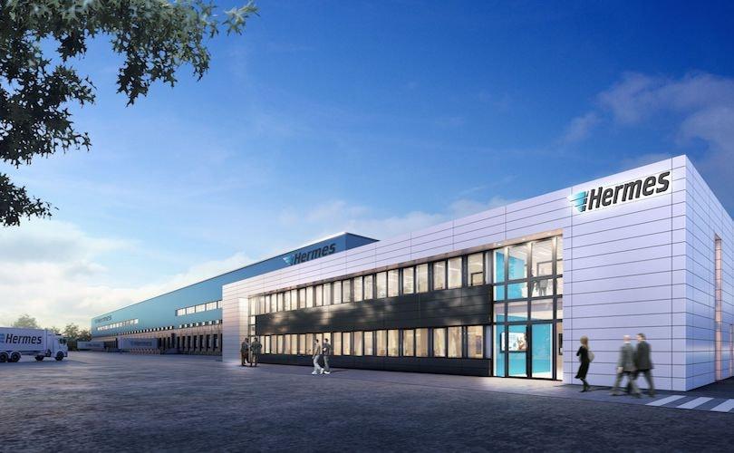 Infrastruktur für den Onlinehandel: Hermes und ECE investieren 600 Millionen Euro