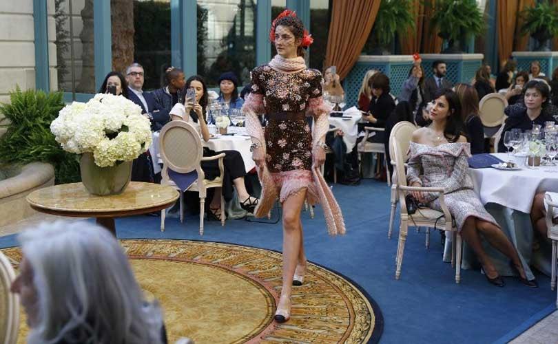 In Bildern: Chanel Metiers d'Art Show im Hotel Ritz Paris