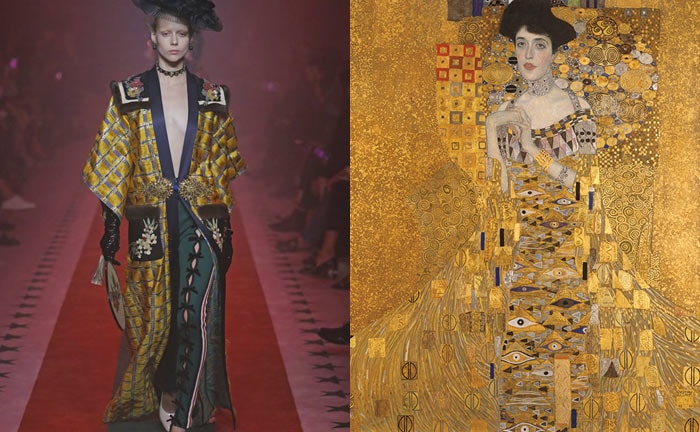 Have Yourself a Merry Little Klimtmas, Let Your Heart Be Light