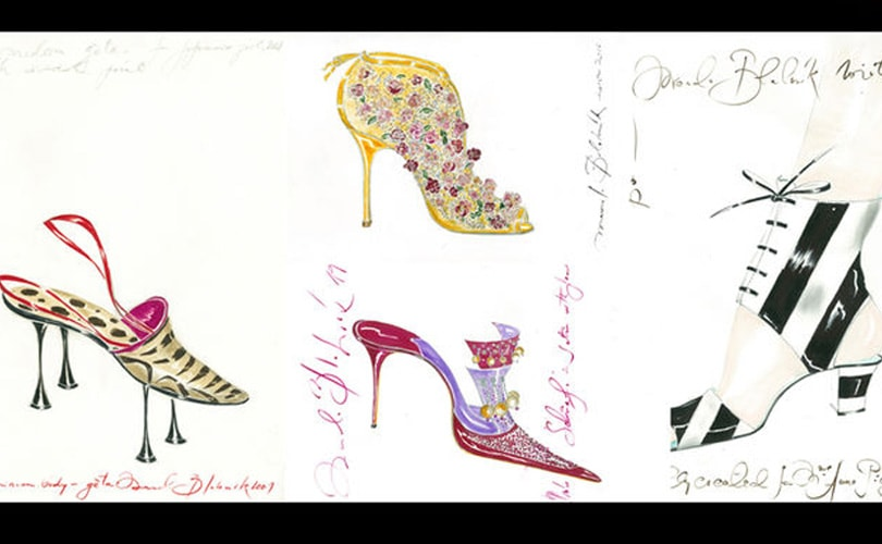В Эрмитаже пройдет выставка туфель Маноло Бланика