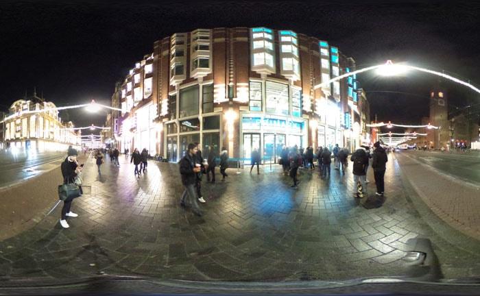 360? video - Dit is de nieuwe Primark in Amsterdam