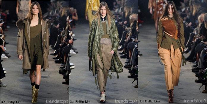 Principales tendencias Otoño/Invierno 2016-17 en la pasarela de la Semana de la Moda de Nueva York
