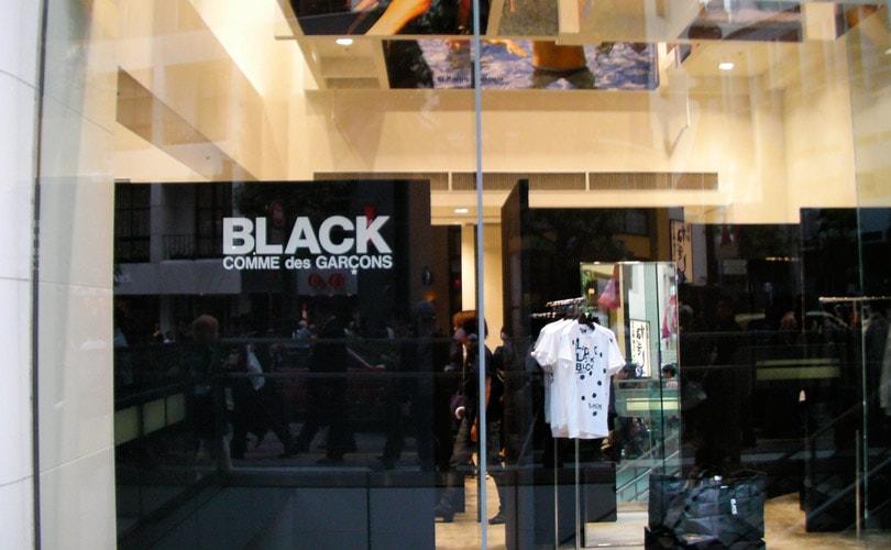 Comme des Garçons opent Black-winkel in Amsterdam