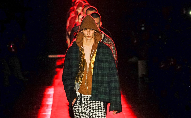 Paris fashion takes on the great men's suit conundrum at PMFW