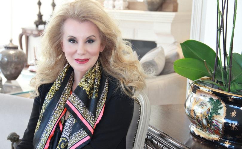 """Galia Lahav: """"Nous devons continuer de faire briller la Haute-Couture"""""""