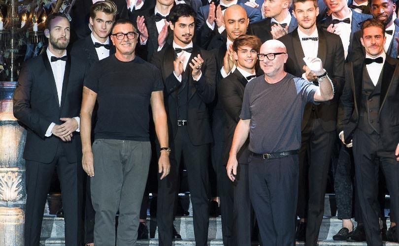 La semana de la moda de Milan se apunta a la tendencia de los desfiles mixtos