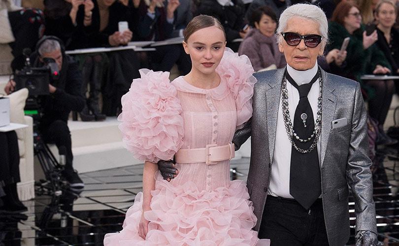 Défilés parisiens: le miroir de Chanel, les personnages de Vetements