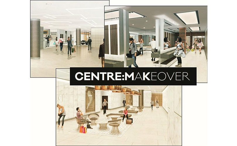 Milton Keynes Centre:MK to undergo 60 million pounds revamp