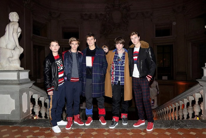 Overview: Pitti Uomo 91 - Paul Smith, Tim Coppens & Tommy Hilfiger
