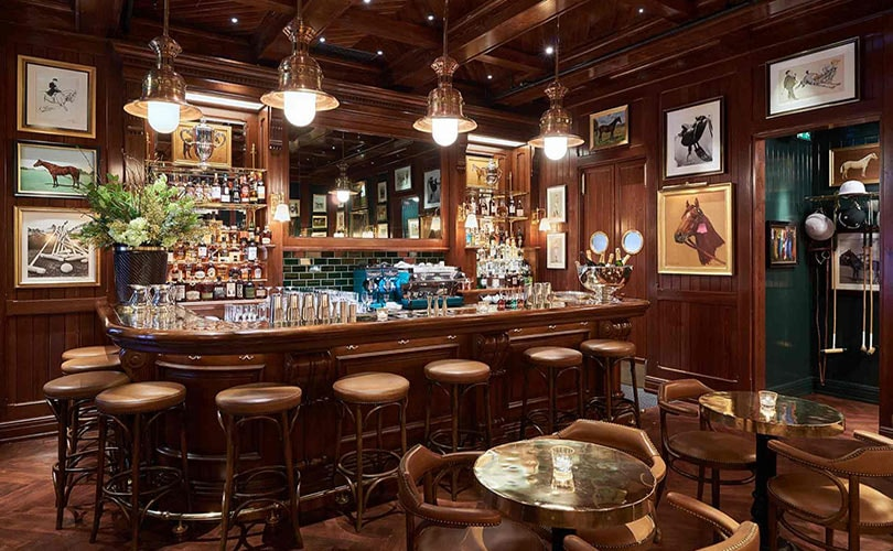 "Ralph Lauren ouvre un ""Coffee & Bar"" à Londres"