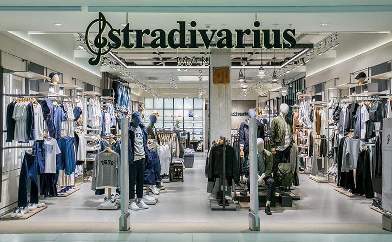 Stradivarius lancia la linea uomo