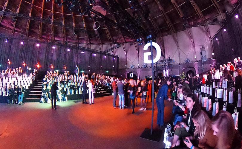 Front Row à la Amsterdam Fashion Week : Spijkers & Spijkers