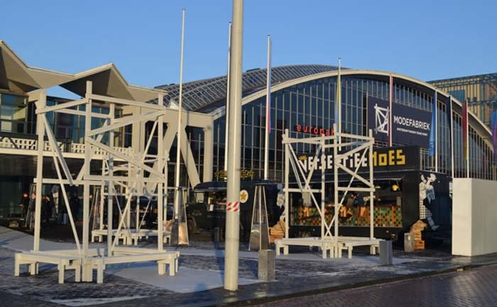 Modefabriek: Un Tour Virtual de 4 minutos dentro de la feria más grande de Holanda