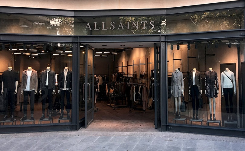 AllSaints opens first store in Mexico