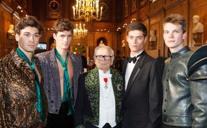 """Pierre Cardin inaugurará la 080 Barcelona Fashion con la obra musical """"Dorian Gray"""""""