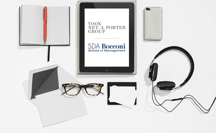 Yoox Net-a-Porter Group and Bocconi University announce partnership