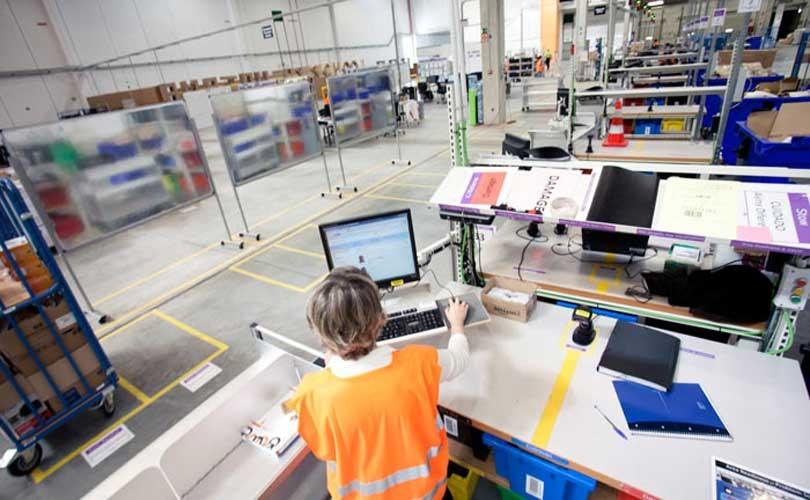 Amazon apre un centro di smistamento a Vercelli