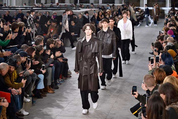 PFW: Louis Vuitton embraces street style with Supreme