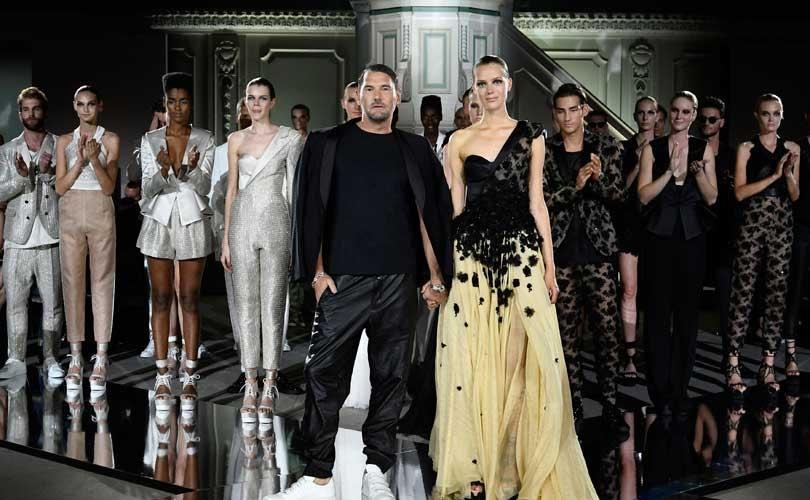 Interaktiver Zeitstrahl: Die bewegte Geschichte der Berliner Modewoche