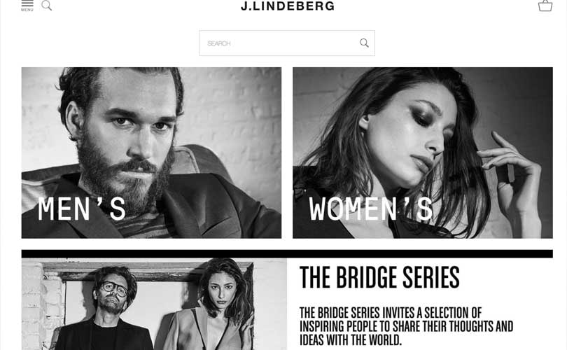 J.Lindeberg to expand in North and South America