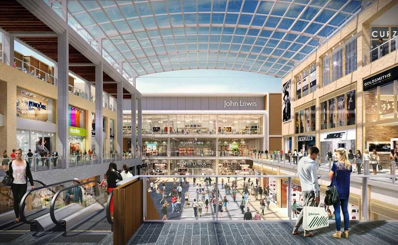 Fashion retailers join Westgate Oxford line-up