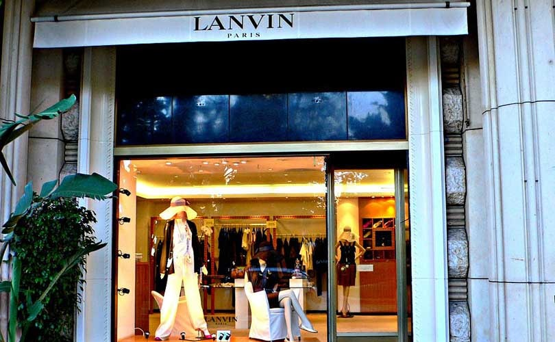 Employees at Lanvin afraid of potential jobs cuts following sales dip