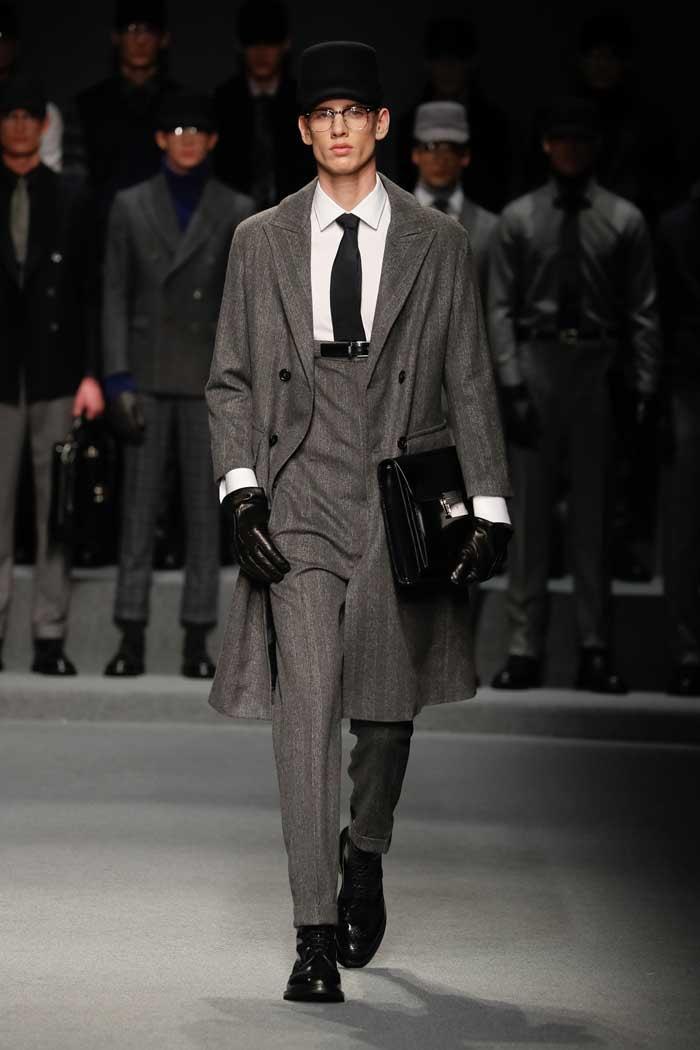 Milano moda uomo: trionfa il capospalla e torna il montone
