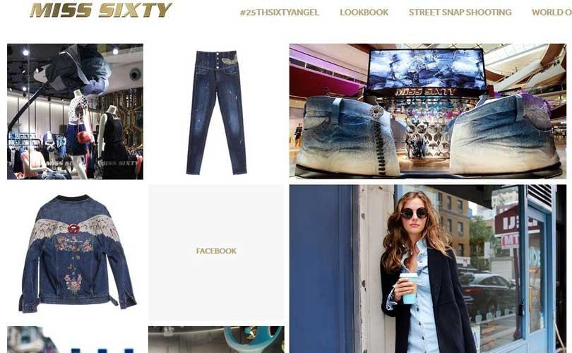 Miss Sixty kehrt auf den deutschsprachigen Markt zurück