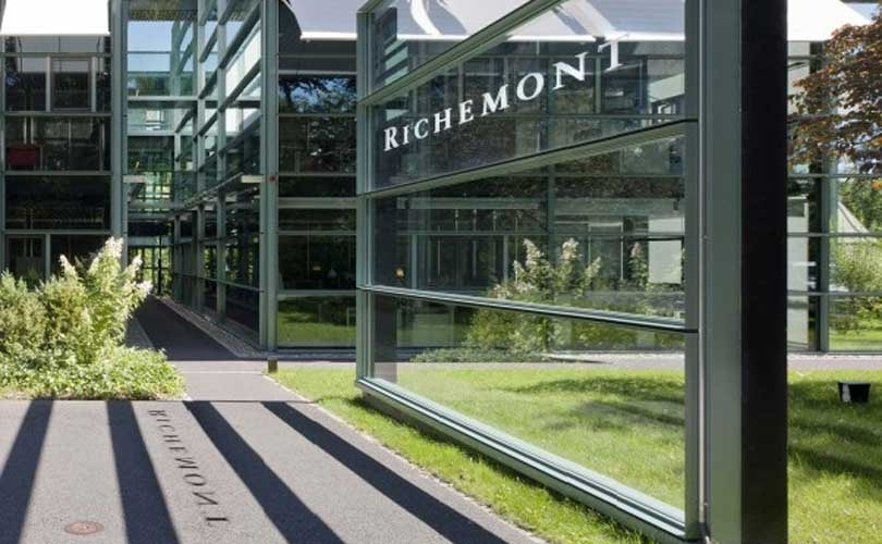 Richemont reports positive growth in Q3 sales