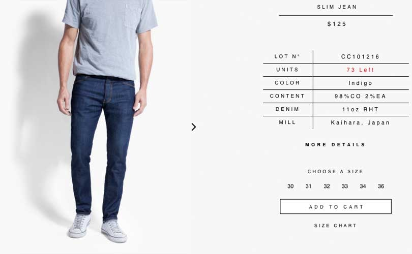 Double Eleven to shake up denim market