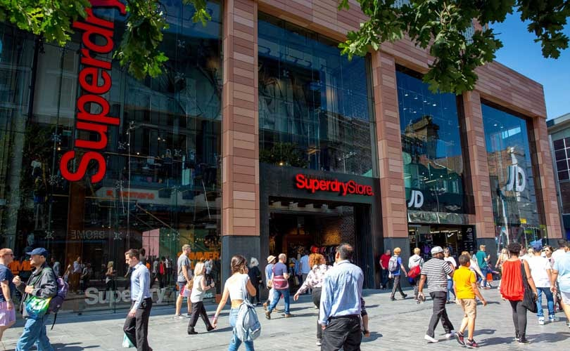 JD Sports to upsize at Liverpool One