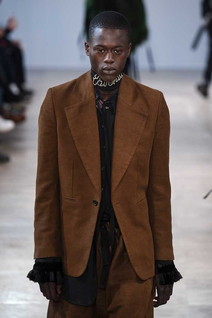 The Five Top Trends at Paris Men's Fashion Week