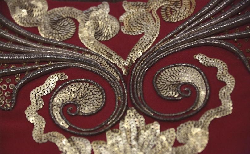 Haute Couture et savoir-faire (III) : les broderies de Lesage