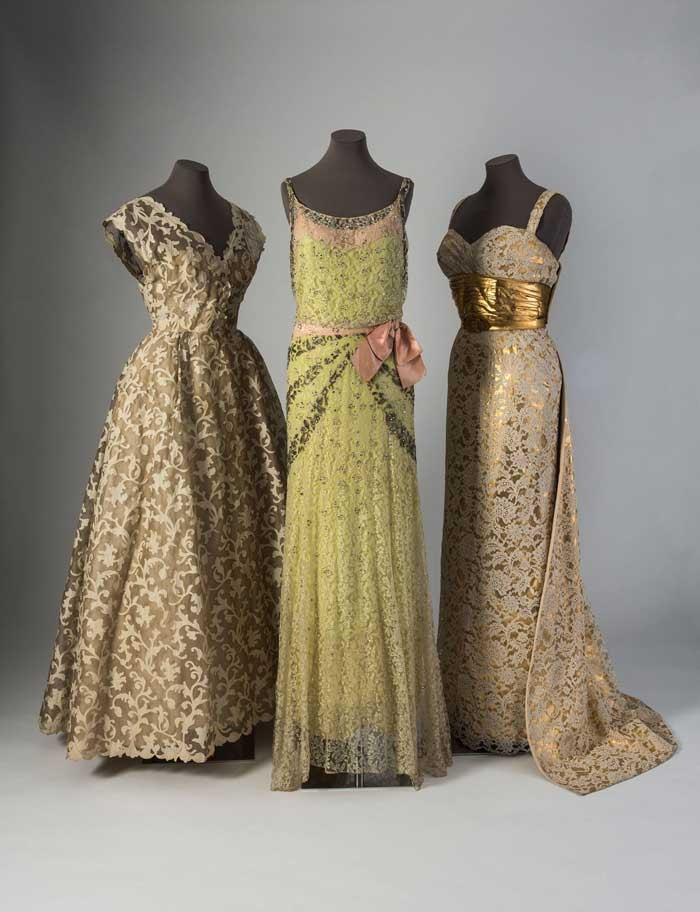 Fashion Museum to stage 'Lace in Fashion' exhibition