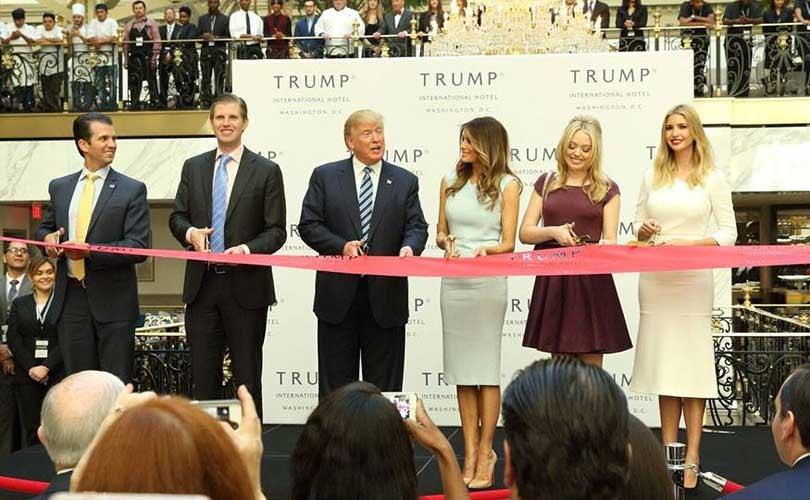 Wat zal Melania Trump dragen tijdens de inauguratie?