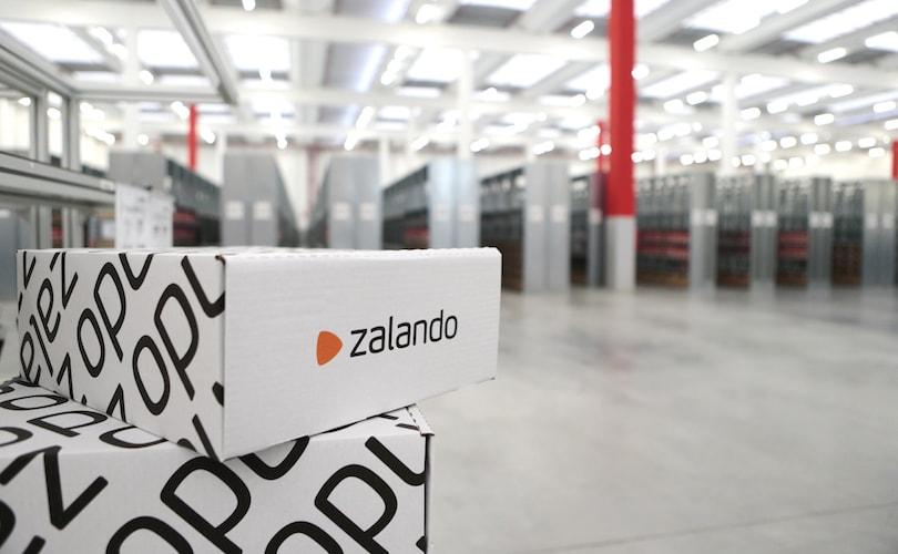 Zalando: Quartalsumsatz überschreitet die Milliardengrenze