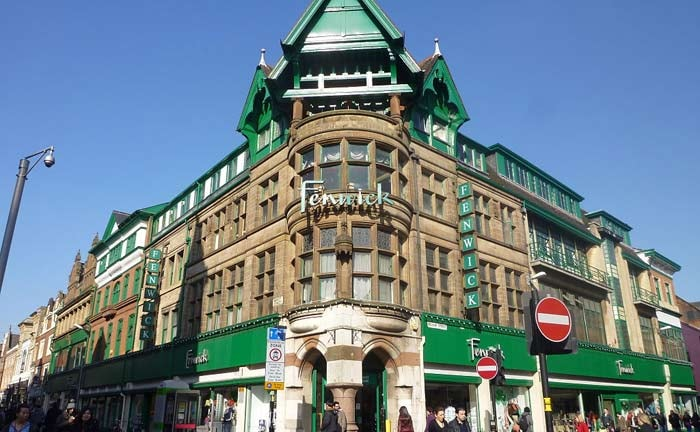 Fenwick shifts online as store in Leicester shuts down