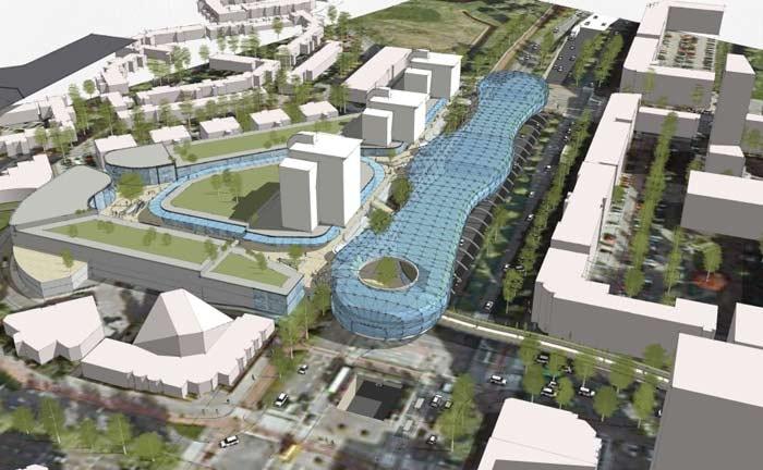 Zoetermeer stemt in met ontwikkeling Holland Outlet Mall