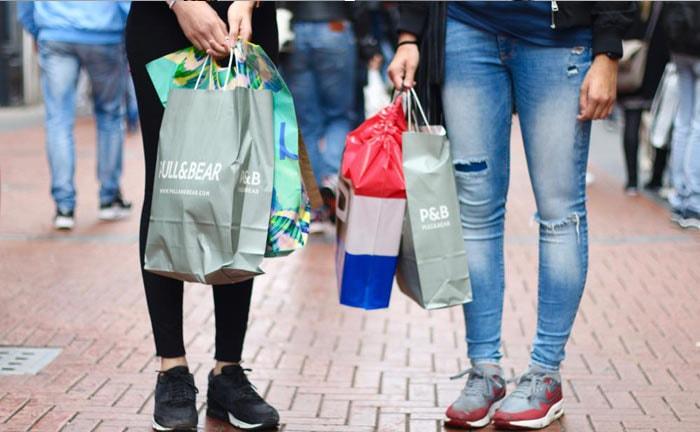 Inretail: omzet modebranche 'explodeert' in laatste kwartaal 2016