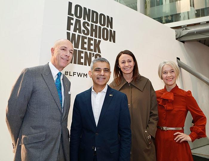 London Fashion Week Men's kicks off to an uncertain future