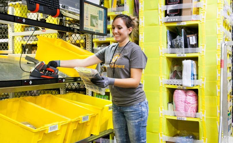 Amazon creará 15.000 empleos este año en Europa