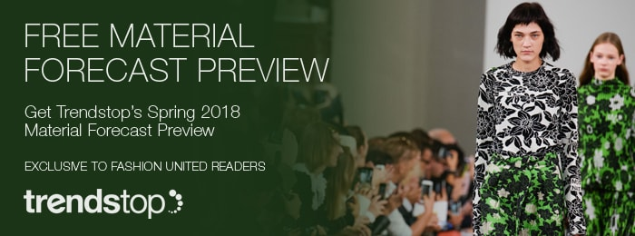 Trend chiave per i materiali primavera estate 2018