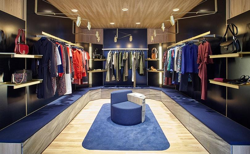Vanessa Seward ouvre une cinquième boutique à Londres