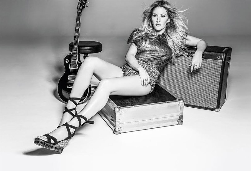 Deichmann launching collection with Ellie Goulding