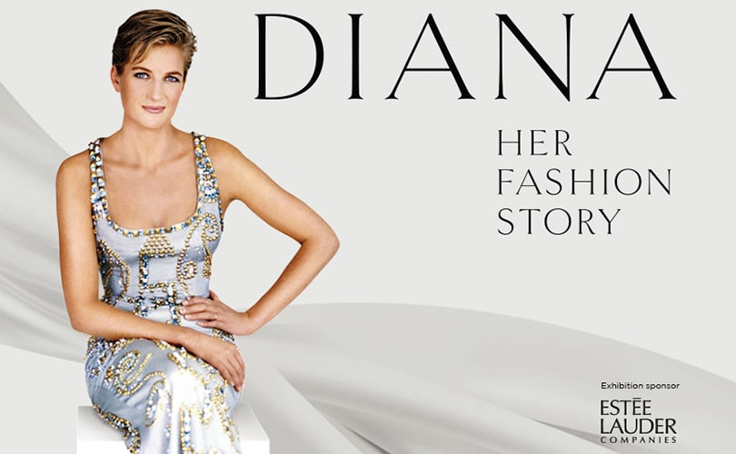 'Diana: Her Fashion Story' opens in Kensington Palace