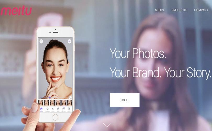Meitu selfie-app leader seeks to 'beautify the world'
