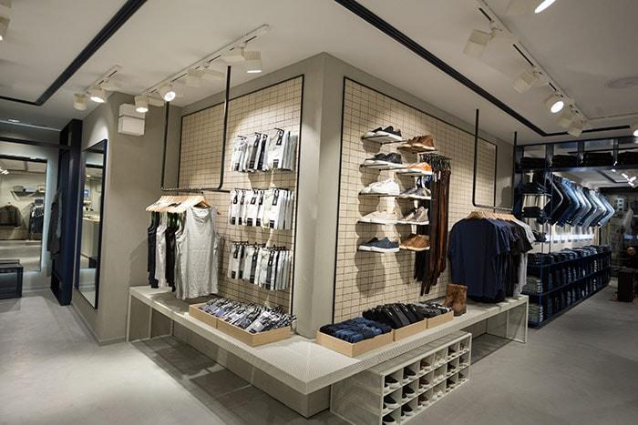 Kijken: WE Blue Store Amsterdam