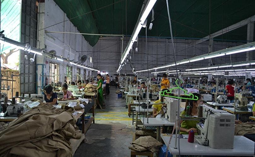 Myanmar: exportaciones de prendas de vestir alcanzan los 1.8 billones de dólares