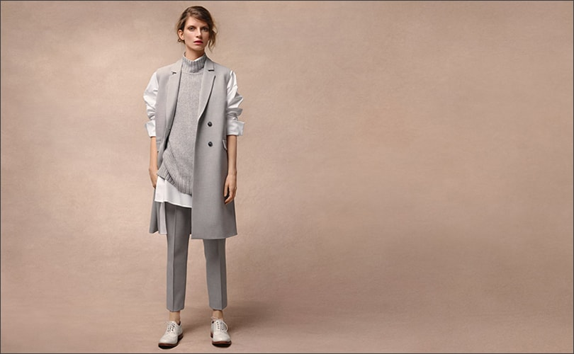John Lewis weekly fashion sales rise 1.4 percent
